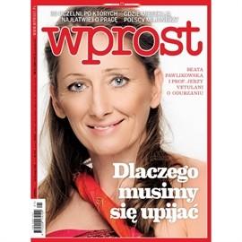 okładka AudioWprost, Nr 21 z 23.05.2016, Audiobook   Wprost