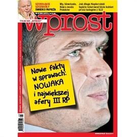 okładka AudioWprost, Nr 48 z 25.11.2013, Audiobook | Wprost