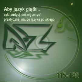 okładka Aby język giętki... cz. 10, Audiobook | Turek Krystyna