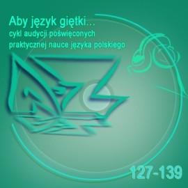 okładka Aby język giętki... cz. 11, Audiobook | Turek Krystyna