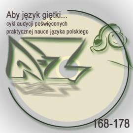 okładka Aby język giętki... cz. 14, Audiobook | Turek Krystyna