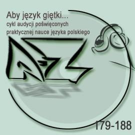 okładka Aby język giętki... cz. 15, Audiobook | Turek Krystyna