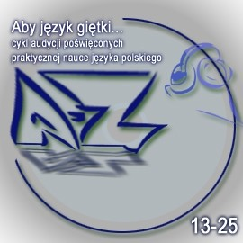 okładka Aby język giętki... cz. 2, Audiobook   Turek Krystyna