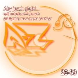 okładka Aby język giętki... cz. 3, Audiobook | Turek Krystyna