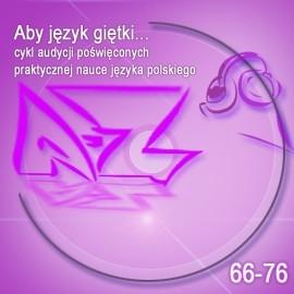 okładka Aby język giętki... cz. 6, Audiobook | Turek Krystyna