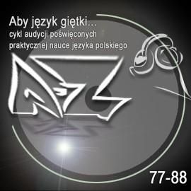 okładka Aby język giętki... cz. 7, Audiobook | Turek Krystyna