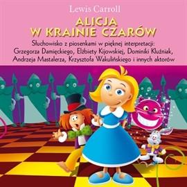 okładka Alicja w Krainie Czarówaudiobook   MP3   Lewis Carroll