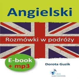 okładka Angielski Rozmówki w podróży + PDF, Audiobook | Guzik Dorota