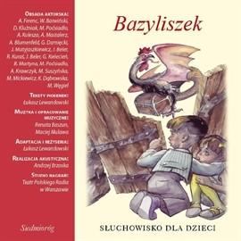 okładka Bazyliszek mp3, Audiobook   Michalowska Aleksandra