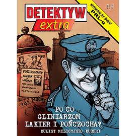okładka Detektyw Extra nr 1/2018, Audiobook | Agencja Prasowa S. A. Polska