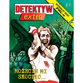 okładka Detektyw Extra nr 2/2018, Audiobook | Agencja Prasowa S. A. Polska