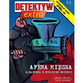 okładka Detektyw Extra nr 3/2017, Audiobook | Agencja Prasowa S. A. Polska