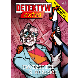 okładka Detektyw Extra nr 4/2018, Audiobook | Agencja Prasowa S. A. Polska