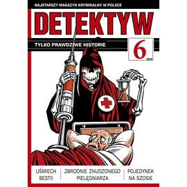 okładka Detektyw 6/2019, Audiobook | Agencja Prasowa S. A. Polska