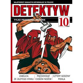 okładka Detektyw nr 10/2018, Audiobook | Agencja Prasowa S. A. Polska