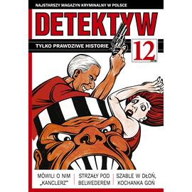 okładka Detektyw nr 12/2018, Audiobook | Agencja Prasowa S. A. Polska