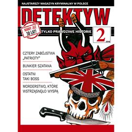 okładka Detektyw nr 2/2018audiobook | MP3 | Agencja Prasowa S. A. Polska