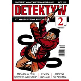 okładka Detektyw nr 2/2019, Audiobook | Agencja Prasowa S. A. Polska