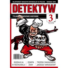 okładka Detektyw nr 3/2019, Audiobook | Agencja Prasowa S. A. Polska