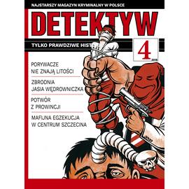 okładka Detektyw nr 4/2018audiobook | MP3 | Agencja Prasowa S. A. Polska