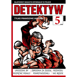okładka Detektyw nr 5/2019, Audiobook | Agencja Prasowa S. A. Polska