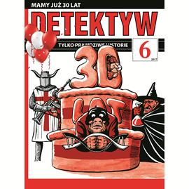 okładka Detektyw nr 6/2017, Audiobook   Agencja Prasowa S. A. Polska