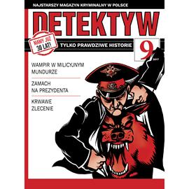 okładka Detektyw nr 9/2017, Audiobook   Agencja Prasowa S. A. Polska