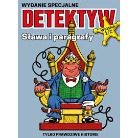 okładka Detektyw Wydanie Specjalne nr 1/2018, Audiobook   Agencja Prasowa S. A. Polska