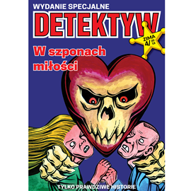 okładka Detektyw wydanie specjalne nr 4/2018, Audiobook | Agencja Prasowa S. A. Polska