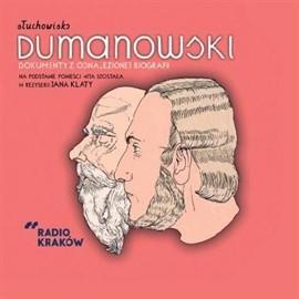 okładka Dumanowski. Dokumenty z odnalezionej biografii na podstawie powieści Wita Szostaka, Audiobook | Majewski Sebastian