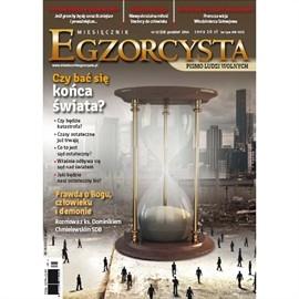 okładka Miesięcznik Egzorcysta 12-2014audiobook | MP3 | Egzorcysta Miesięcznik