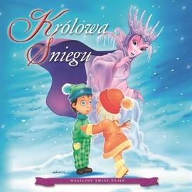 okładka Królowa śnieguaudiobook | MP3 | Piotrowska Urszula
