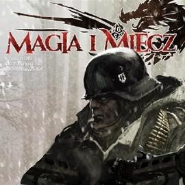 okładka Magia i Miecz nr 2 luty 2015audiobook   MP3   i miecz Magia