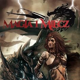 okładka Magia i Miecz nr 1 sierpień 2014audiobook   MP3   i miecz Magia