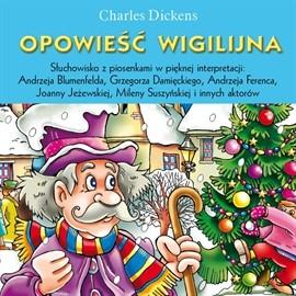 okładka Opowieść wigilijna, Audiobook | Charles Dickens