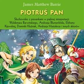 okładka Piotruś Panaudiobook | MP3 | Matthew Barrie James