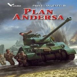 okładka Plan Andersa, Audiobook | Langenfeld Piotr