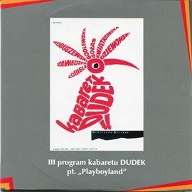 okładka Playboyland Kabaret DUDEK, Audiobook | DUDEK Kabaret