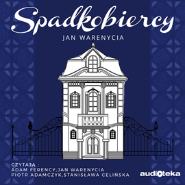 okładka Spadkobiercy, Audiobook | Warenycia Jan