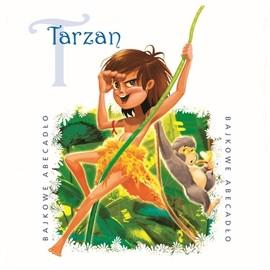 okładka Tarzanaudiobook | MP3 | Opolska Ewa