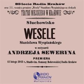 okładka Weseleaudiobook   MP3   Stanisław Wyspiański