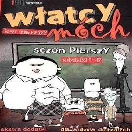 okładka Włatcy móch SeZoN PiErSzY cz.I (1-6), Audiobook | Kędzierski Bartek