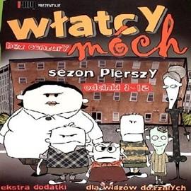 okładka Włatcy móch SeZoN PiErSzY cz.II (7-12), Audiobook | Kędzierski Bartek