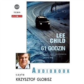 okładka 61 godzin, Audiobook | Lee Child