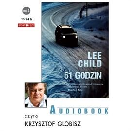okładka 61 godzinaudiobook | MP3 | Lee Child