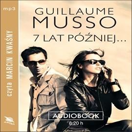 okładka 7 lat później, Audiobook | Musso Guillaume
