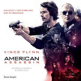 okładka Amerykański zabójca, Audiobook | Flynn Vince
