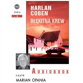 okładka Błękitna krew, Audiobook | Harlan Coben