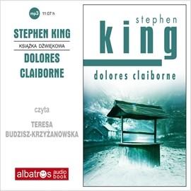 okładka Dolores Claiborneaudiobook   MP3   Stephen King