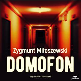 okładka Domofon, Audiobook | Miłoszewski Zygmunt
